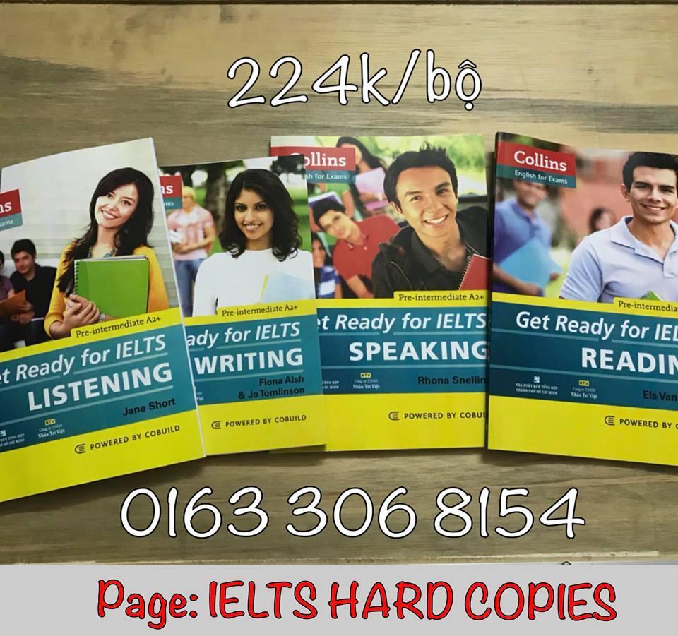 Get Ready For IELTS (Bán Lẻ) Có Giá Tốt