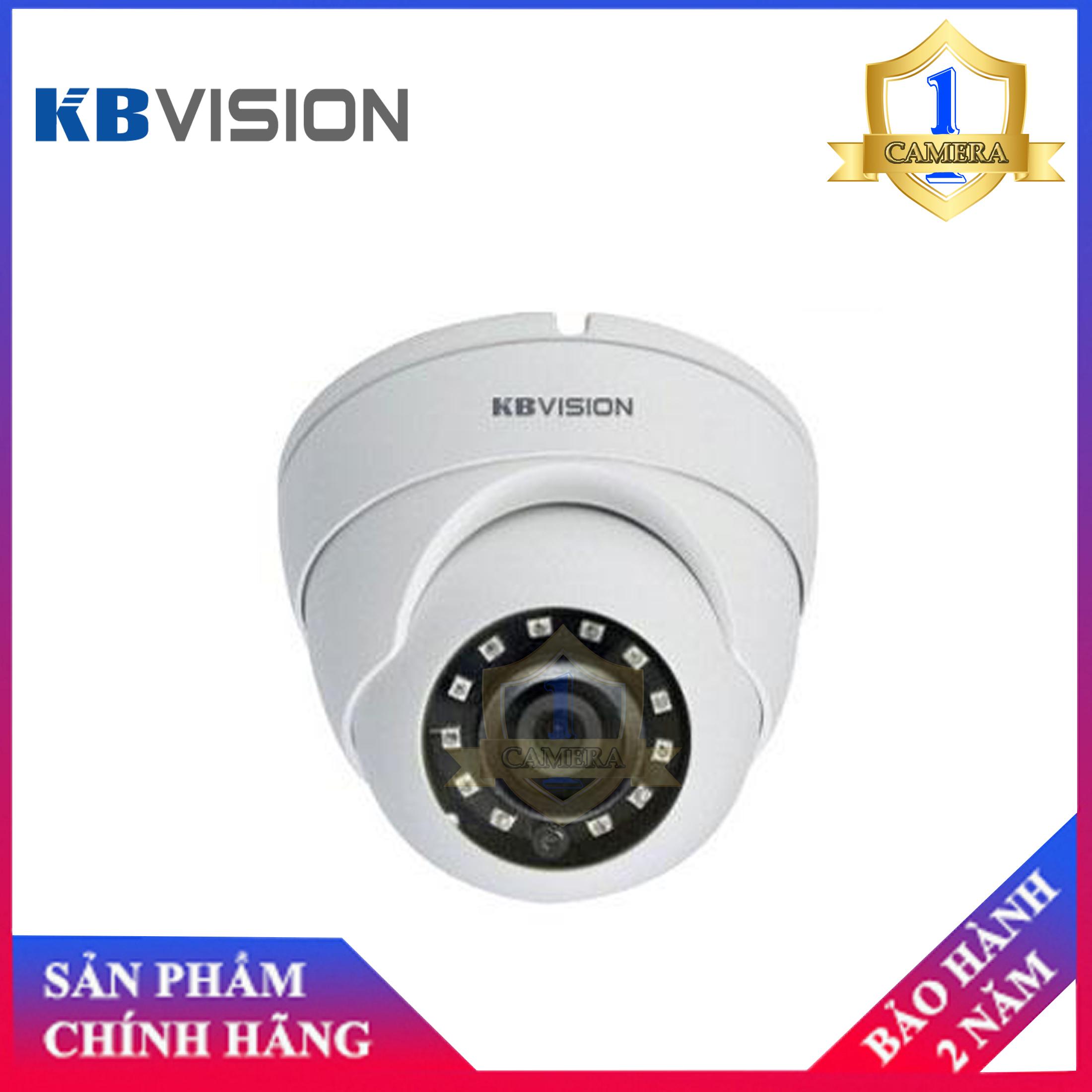 Camera HD-CVI Kbvision KX-2012C4 (2.0MP)