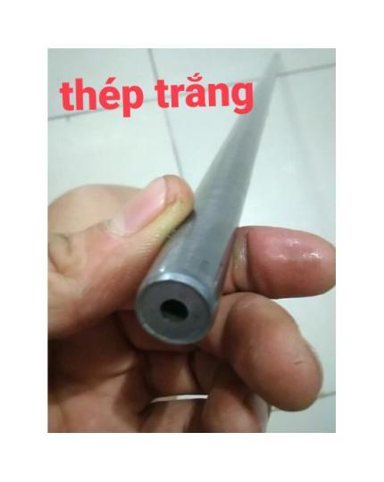 ống dẫn dầu thép trắng 5.5mm/15mm/60cm