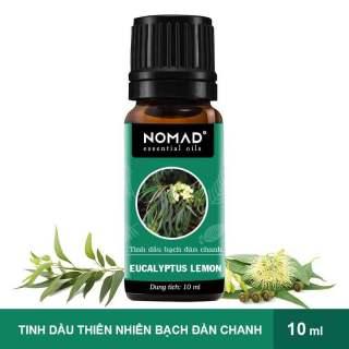 Tinh Dầu Thiên Nhiên Bạch Đàn Chanh Nomad Essential Oils Eucalyptus Lemon thumbnail