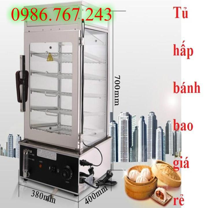 Tủ hấp bánh bao HX500
