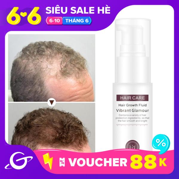 Tinh chất xịt mọc tóc VIBRANT GLAMOUR phục hồi ngăn rụng tóc ngừa hói đầu kích mọc tóc - INTL