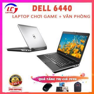 Laptop Dell Latitude 6440 Văn Phòng Giá Rẻ, i5-4200M, VGA On Intel HD 4600, màn 14 HD, Laptop Dell thumbnail