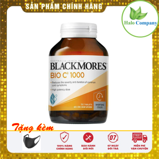 Viên uống bổ sung vitamin C Blackmores Bio C 1000mg (Hộp 150v viên) thumbnail
