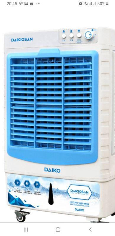 Quạt Điều Hòa Hơi Nước Daikio DKN 4500c