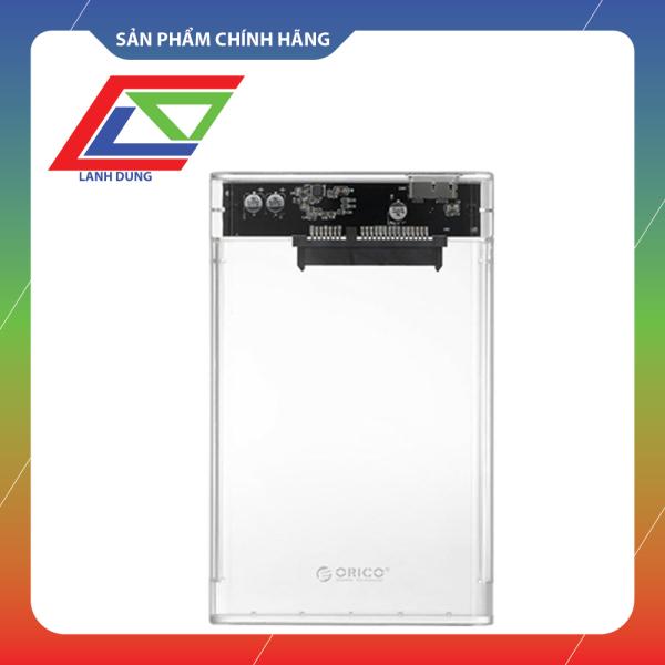 Bảng giá Chính hãng ORICO Hộp ổ cứng 2.5 USB 3.0 2139U3-CR Phong Vũ