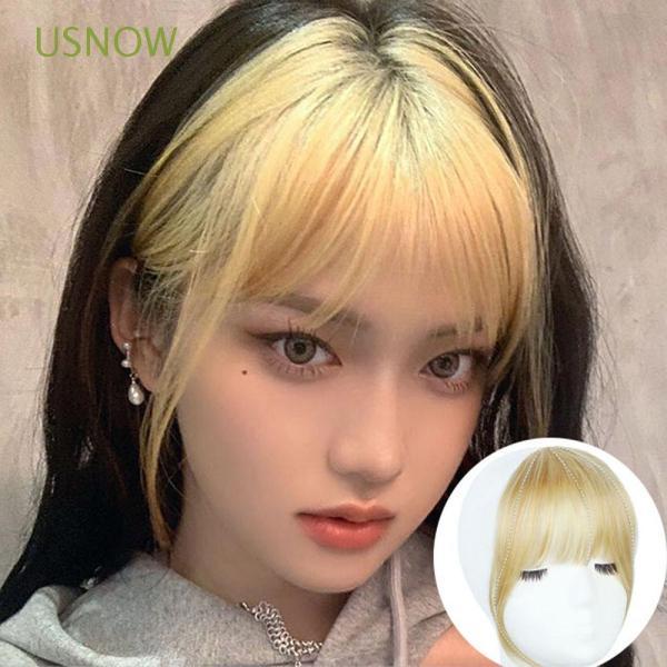 [ Mã 99FASHIONSALE1 giảm 10K đơn 50K ] Mái Tóc Giả 3d Xinh Xắn Dành Cho Nữ giá rẻ