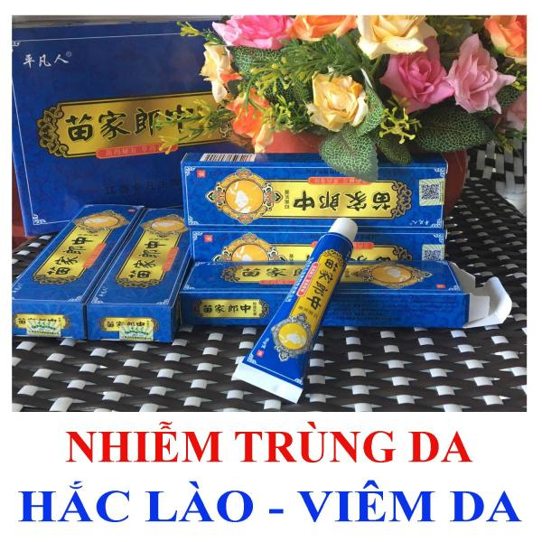 Kem Bôi Hắc Lào, Nhiễm Trùng Da, Viêm Da hàng Trung Uơng cao cấp