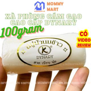 Xà phòng cám gạo Dynary Organic Thái Lan loại cao cấp hoàn toàn tự nhiên tẩy sạch da chết và bụi bẩn ST30 - Mommymart thumbnail