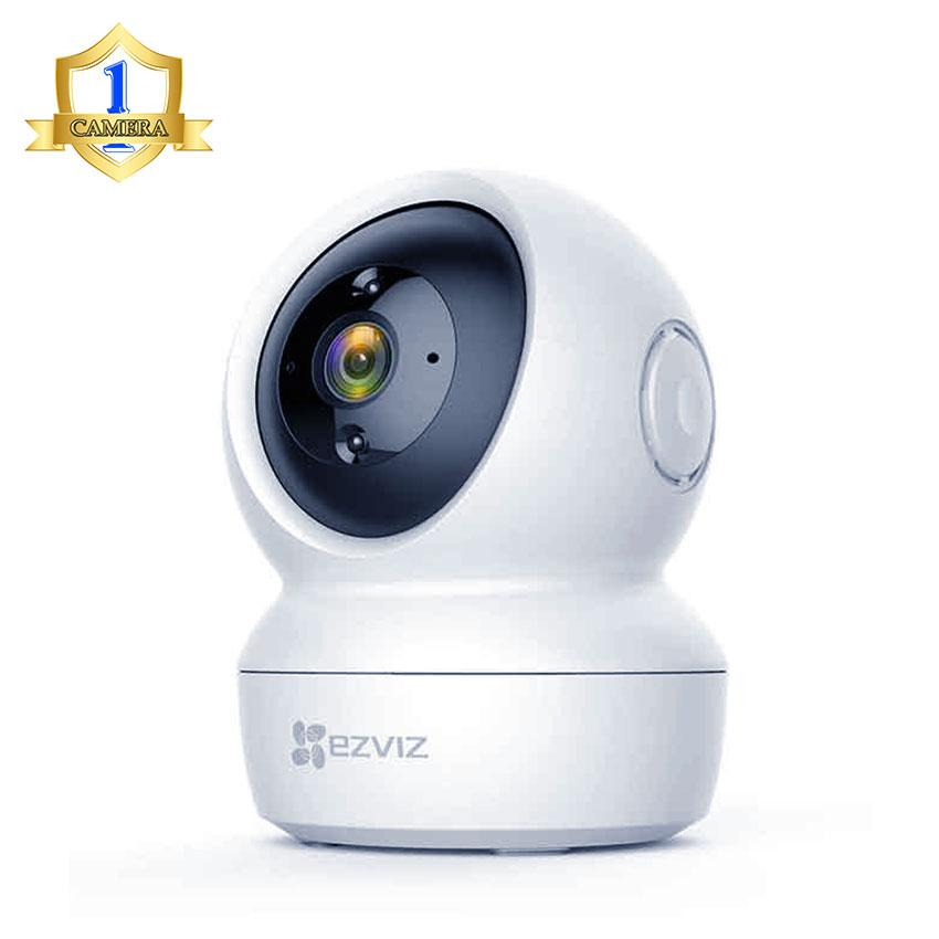[BIG SALE] Camera IP Wifi EZVIZ CS- C6N (1080P) 2.0MP Xoay 360 Thông Minh - Camera Không dây WIFI + Đàm Thoại 2 Chiều - Camera số 1