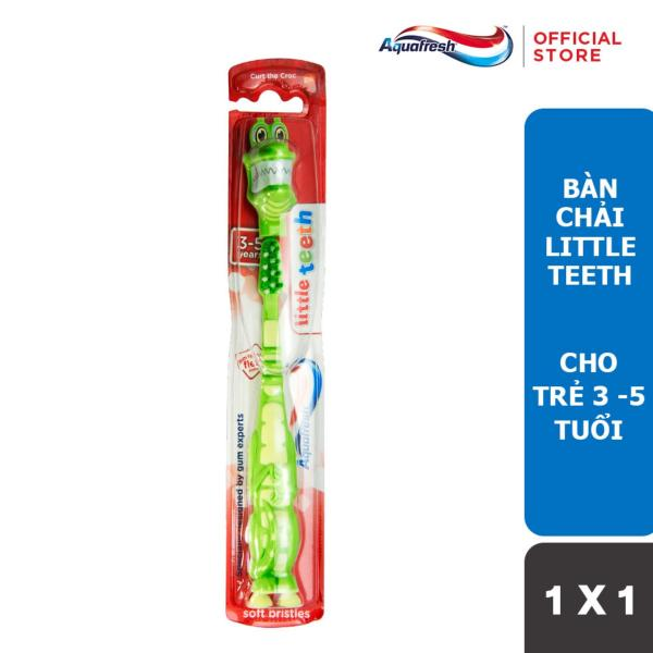 Bàn chải đánh răng Aquafresh Kid Little Teeth (3-5T) giá rẻ