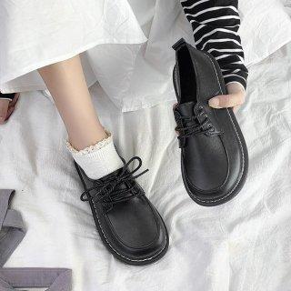 giày uzzang oxford doctor nữ siêu xinh thumbnail