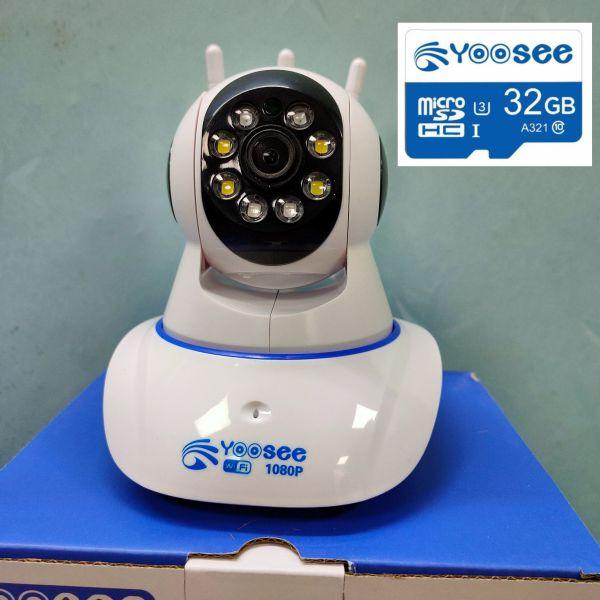 Camera Yoosee wifi - đàm thoại 2 chiều - có màu ban đêm