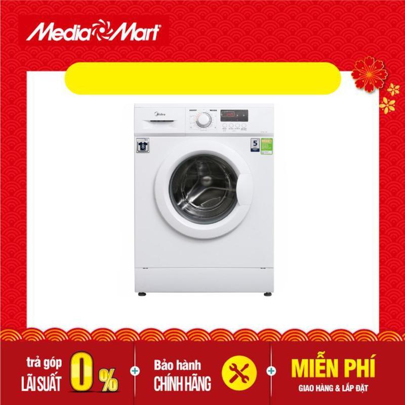 Bảng giá Máy giặt 8Kg Midea lồng ngang MFG80-1200, lồng giặt thép không gỉ, chương trình giặt:Đồ sơ sinh, thể thao, sợi tổng hộp, đồ mỏng, len, cotton - Bảo hành 24 tháng Điện máy Pico