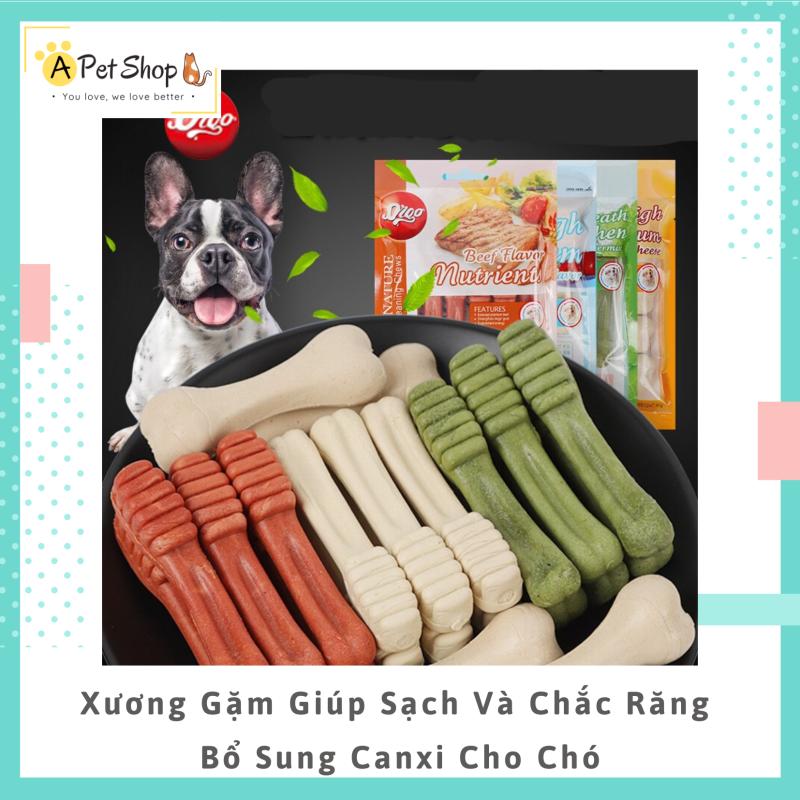 Xương Gặm Cho Chó Làm Sạch Và Chắc Răng Bổ Sung Dinh DưỡngOrgo - A Pet Shop