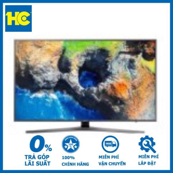 Smart Tivi Samsung 49 inch 4K UA49MU6400KXXV - Giao diện Smart Hub thông minh, Độ phân giải Ultra HD 4K, Remote thông minh - Bảo hành 2 năm