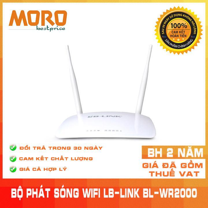 Bộ phát sóng wifi LB-LINK BL-WR2000