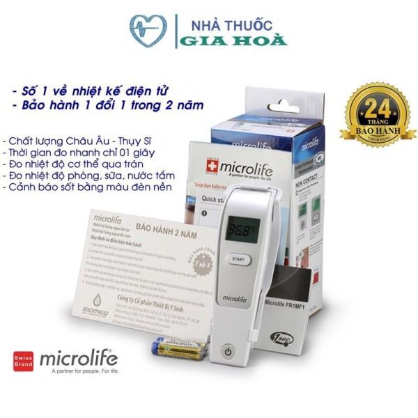 Nhiệt Kế Hồng Ngoại Microlife Fr1Mf1 bán chạy
