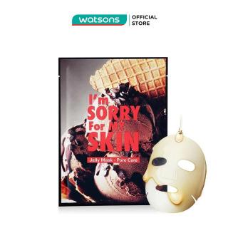 Mặt Nạ Dạng Thạch I M Sorry For My Skin Jelly Mask - Pore Care Giúp Se Khít Lỗ Chân Lông 33ml thumbnail