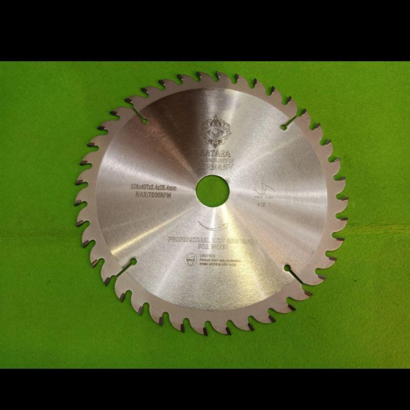 Lưỡi cưa gỗ Katara 200-40 Răng