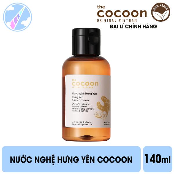 Nước Nghệ Hưng Yên Cocoon 140ml