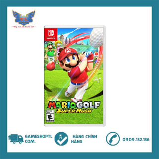 Đĩa Game Mario Golf Super Rush Cho Máy Nintendo Switch thumbnail