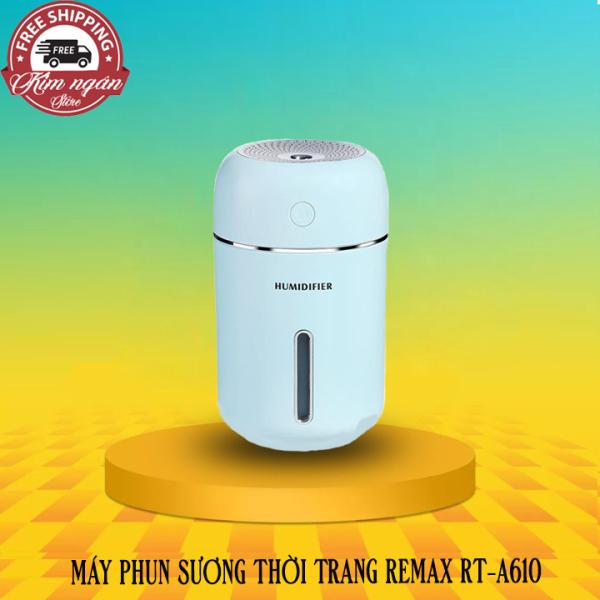 Bảng giá Máy phun sương thời trang Remax RT-A610