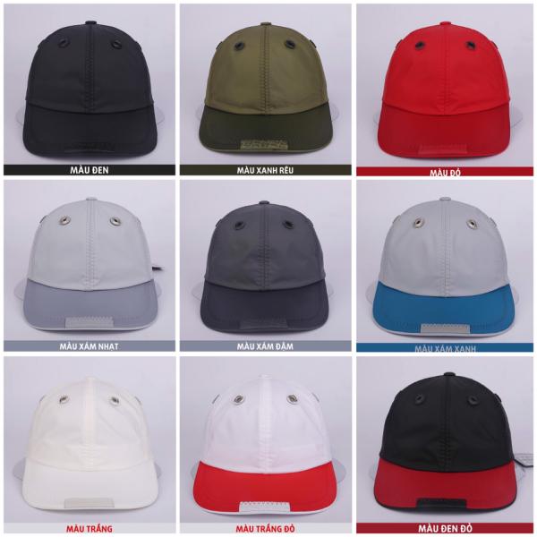 Mũ Nón Sơn nón kết dành cho nam chính hãng giá sỉ MC001A