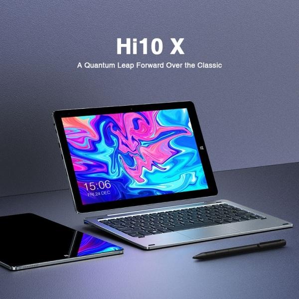 Bảng giá Chuwi Hi10X Chip Intel N4100 Ram 6GB DDR4 ổ cứng 128GB kèm bàn phím nhôm Phong Vũ