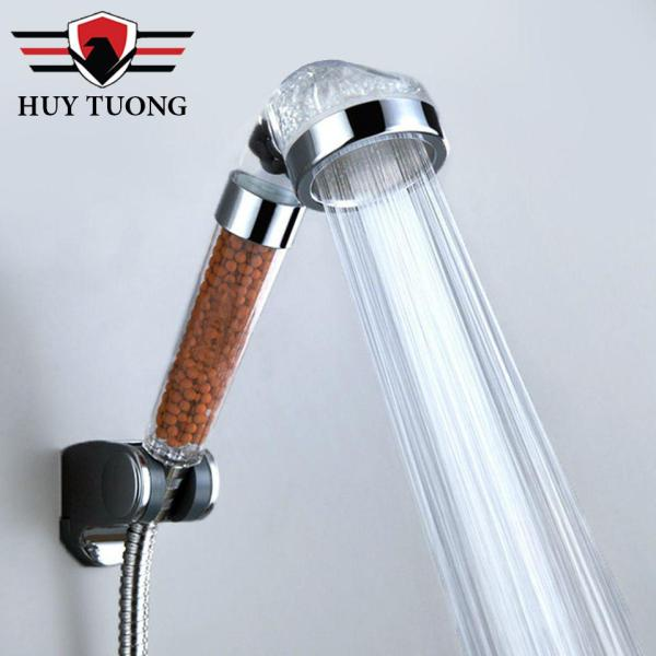 Bảng giá Vòi sen,sen tắm cao cấp lọc nước công nghệ Nano tăng áp ( Full bộ và đầu vòi sen lẻ ) - Huy Tưởng