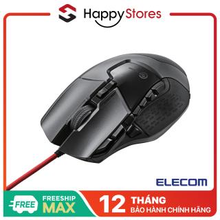 Chuột Gaming 16.000DPI 13 Nút ELECOM M-G02UR Chính Hãng thumbnail