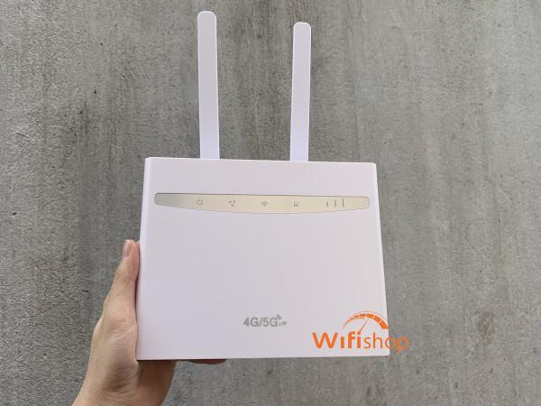 Bảng giá Bộ Phát Wifi 4G Lte CPE B525 Cat4 tốc độ 300mpbs - Tặng kèm 2 anten Phong Vũ