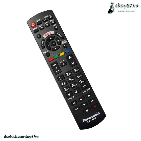 Bảng giá Điều khiển TV Panasonic thay thế N2QAYB001008