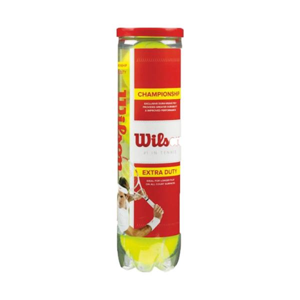 Bảng giá Banh Wilson đỏ 4 bóng ống