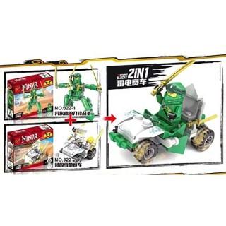 Lego - Đồ Chơi Xếp Hình Lắp Ráp Bộ Số 2 thumbnail