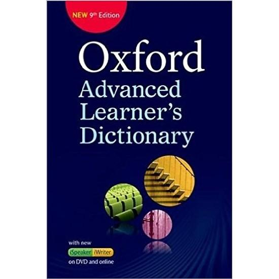 Oxford Advanced Learners Dictionary (9th Edition)