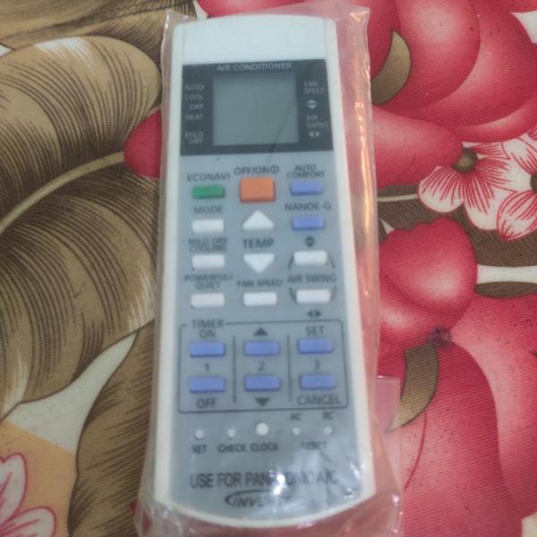 Điều Khiển Điều Hòa Panasonic Inverter 2 Chiều tặng pin 3A cao cấp