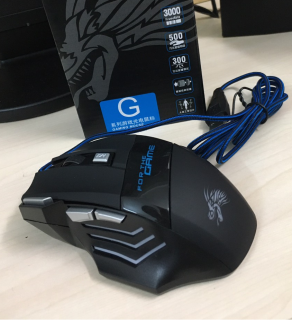 Mouse T-WOLF X1 Gaming USB thumbnail