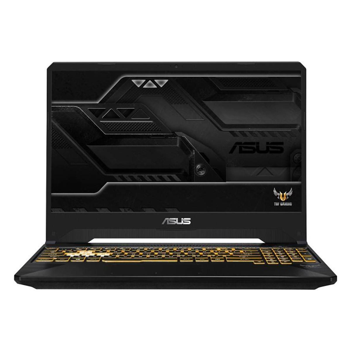 Laptop Asus TUF Gaming FX705GE-EW165T Core i7-8750H/ Win10 (17.3 FHD IPS)