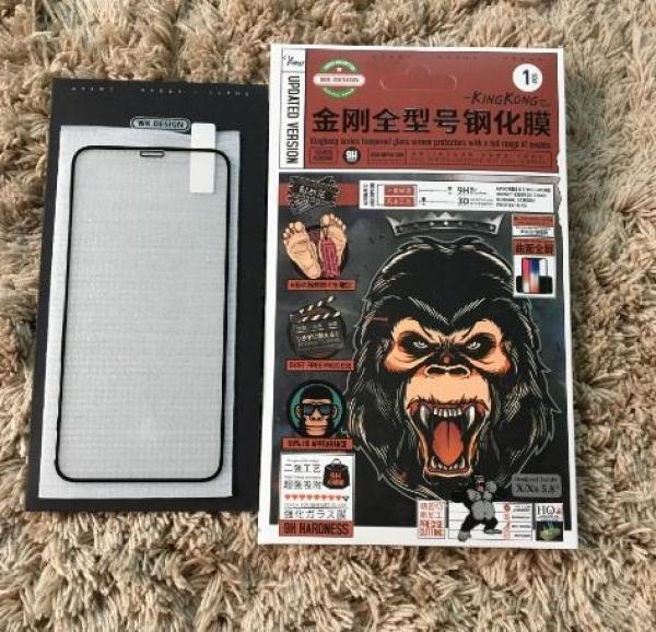 [Nhập ELJAN11 giảm 10%, tối đa 200k, đơn từ 99k]Cường lực KingKong cho iphone 6-iphone XS Max