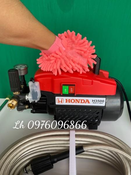 Máy Rửa Xe HonDa HD 3500w Có Chỉnh Áp Máy Nhập Khẩu-665512