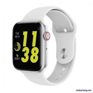 (BẢN NÂNG CẤP MỚI ) Smart Watch T500 Plus, Thiết Kế Thời Thượng Hiện Đại, Mặt Đồng Hồ 44mm, Bản Dây Silicon Thoải Mái Thay Dây, Chống Nước Nhẹ Rửa Tay Hay Mưa Nhẹ, Pin 1-2 Ngày, Lô i đô i Mơ i 7 Nga y Ba o Ha nh Pin Trên TQ thumbnail
