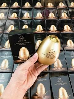 Mặt nạ giúp trẻ hóa da xóa nhăn da quả trứng vanekaa yeast royal jelly egg shell mask cream thumbnail