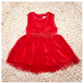 Đầm xòe ren bé gái 10-28kg- đầm xinh - Đầm bé gái - Đầm dự tiệc - Đầm đẹp cho bé - Voan mềm - phi cao cấp, ren - Red Ant Kids