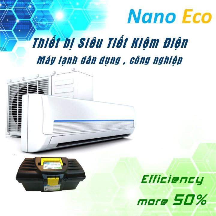 Thiết bị Nano Eco Air siêu tiết kiệm điện cho máy lạnh