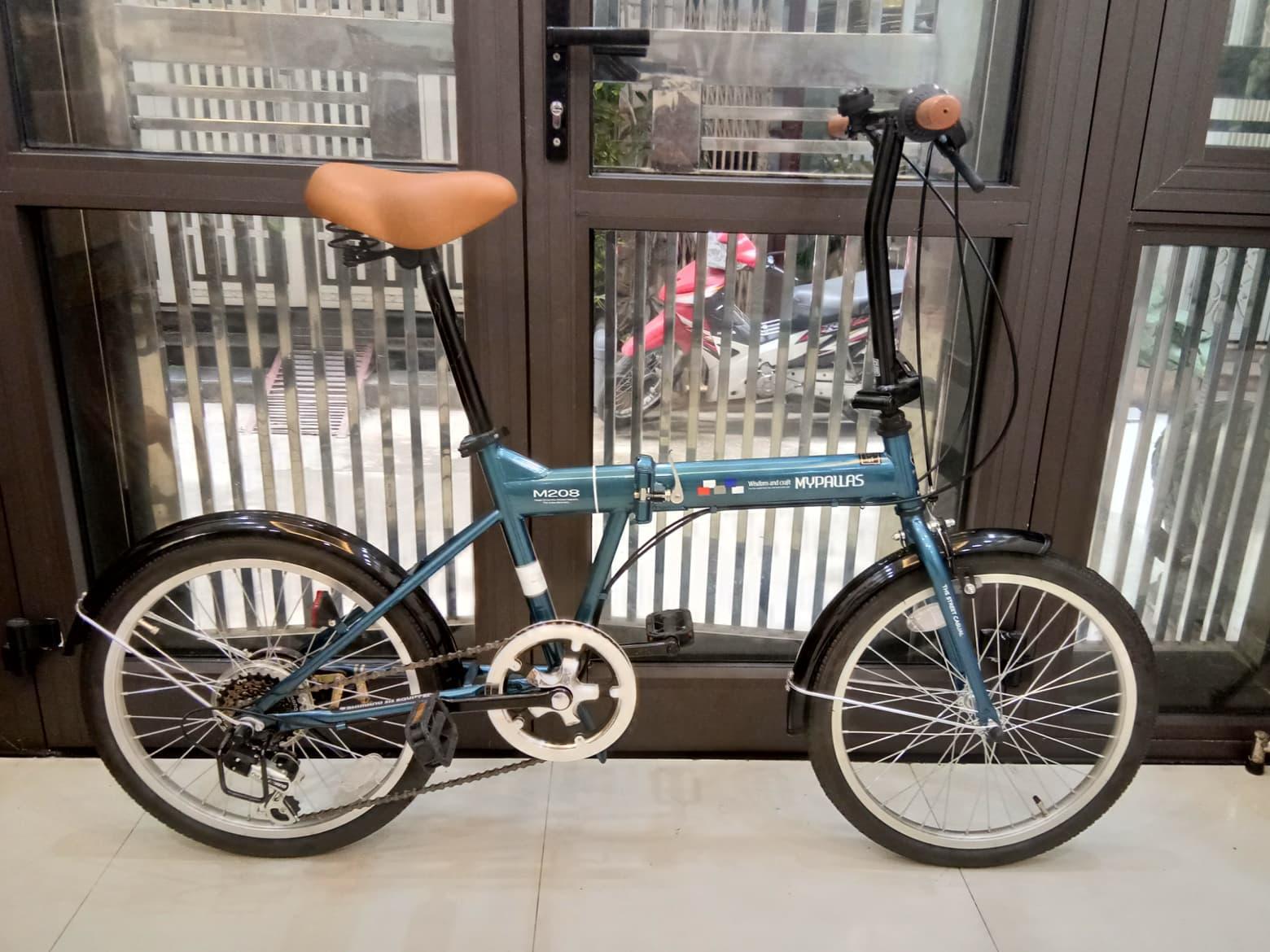 Mua Xe đạp gấp MYPALLAS M208