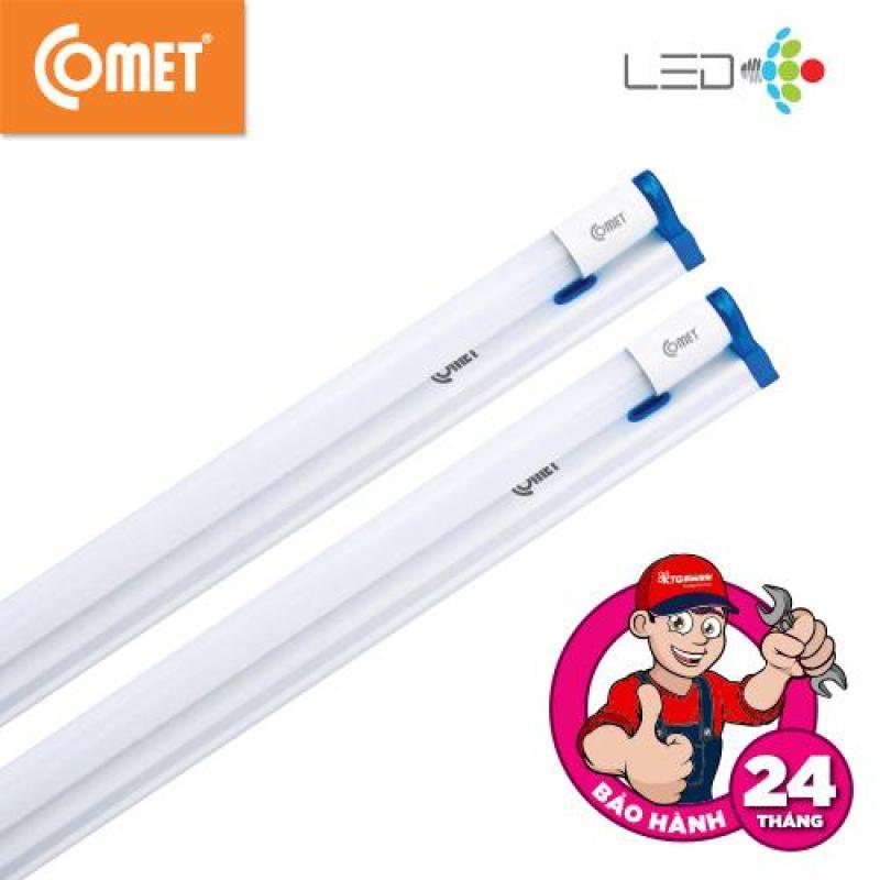 2 Bộ đèn Batten Nhựa Led T8 Rebel Comet CFL02R118 công suất 18W