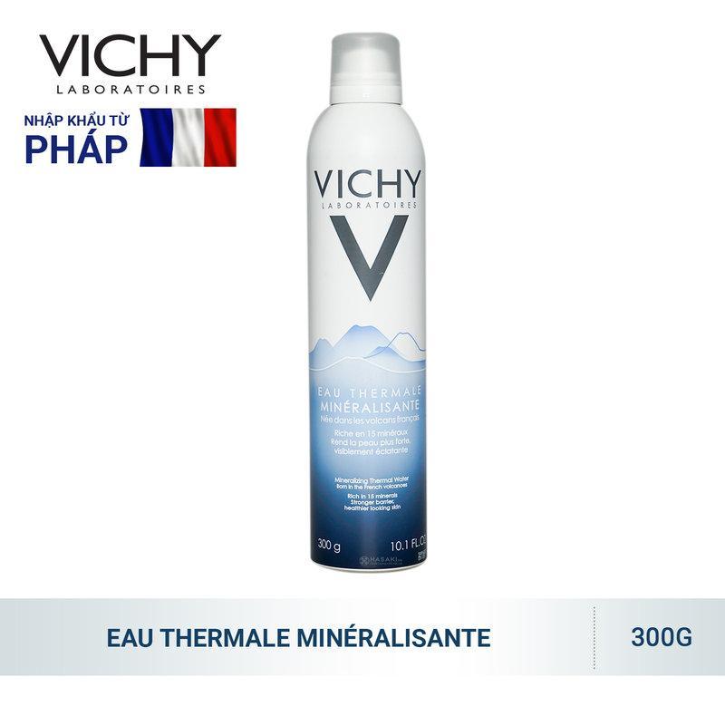 Offer Giảm Giá Xịt Khoáng Dưỡng Da Vichy Mineralizing Thermal Water 300ml