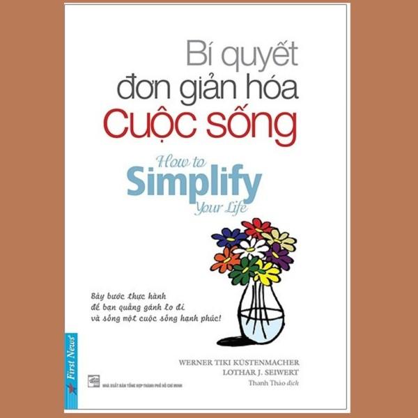 nguyetlinhbook - bí quyết đơn giản hóa cuộc sống - NXB Tổng Hợp TP HCM
