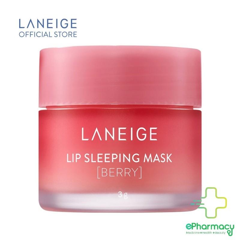 Mặt nạ môi Laneige - Laneige Lip Sleeping Mask Mini 3g